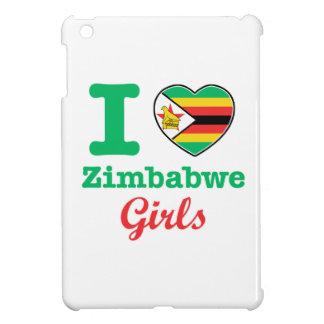 Zimbabwe Girls design iPad Mini Cover