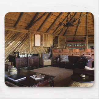 Zimbabwe, Hwange National Park, Linkwasha lodge. Mouse Pad