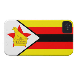 Zimbabwe iPhone 4 Case-Mate Case