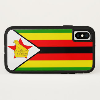 Zimbabwe iPhone X Case