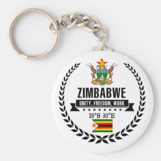 Zimbabwe Key Ring