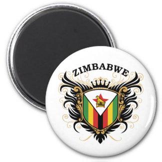 Zimbabwe Refrigerator Magnet