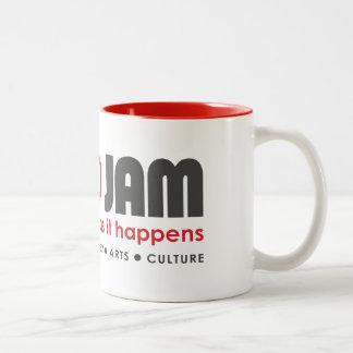 Zimbo Jam Two Tone Mug
