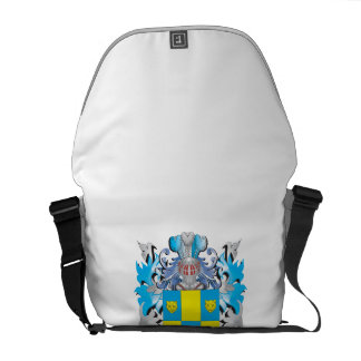 Zimmerman Coat of Arms - Family Crest Courier Bags
