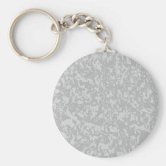 Zinc Plate Background Key Ring