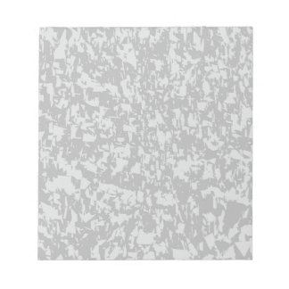 Zinc Plate Background Notepad