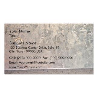 Zincalume Texture Pack Of Standard Business Cards