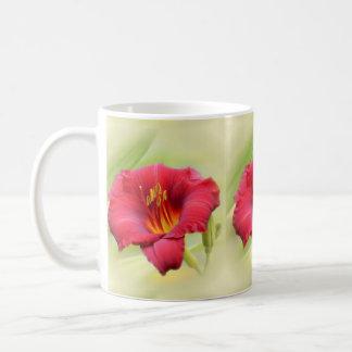 Zinger Daylily Coffee Mug