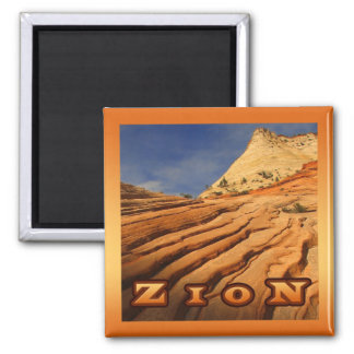 Zion Beauty Magnet