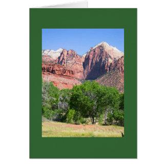 Zion Card