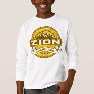 Zion Goldenrod Shirt
