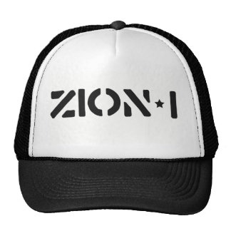 Zion-i Simple Cap