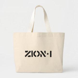 Zion-i Simple Jumbo Tote Bag