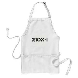 Zion-i Simple Standard Apron
