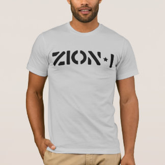 Zion-i Simple T-Shirt