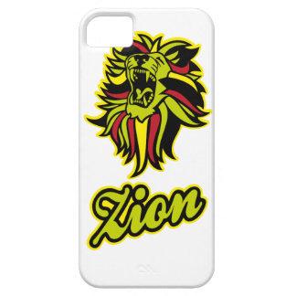 Zion. Iron Lion Zion HQ Edition Color iPhone 5 Cases