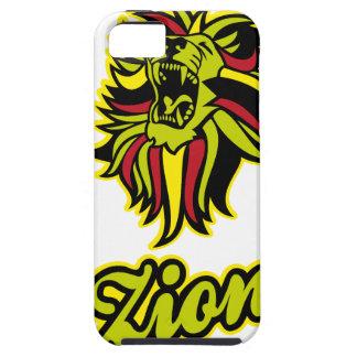 Zion. Iron Lion Zion HQ Edition Color Tough iPhone 5 Case