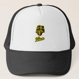 Zion. Iron Lion Zion HQ Edition Color Trucker Hat