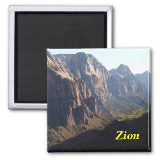 Zion kitchen magnet