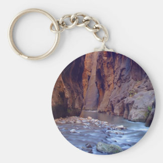 Zion Narrows National Park Key Chains