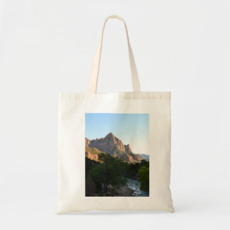 Zion National Park Budget Tote Bag