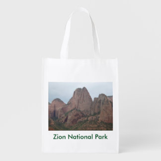Zion National Park Grocery Bag