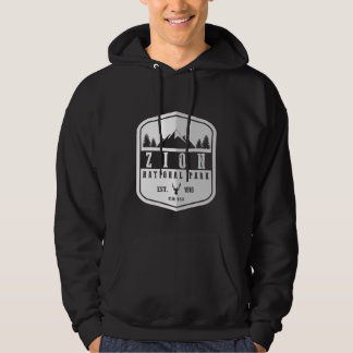 Zion National Park Hoodie