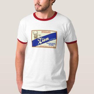 Zion National Park (Mule Deer) T-Shirt