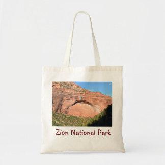 Zion National Park Budget Tote Bag