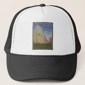 Zion National Park Trucker Hat