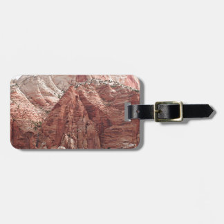 Zion National Park, Utah, USA 13 Luggage Tag