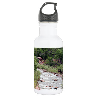 Zion National Park, Utah, USA 2 532 Ml Water Bottle