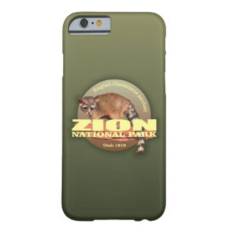 Zion NP (Ringtail) WT Barely There iPhone 6 Case