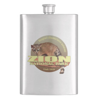 Zion NP (Ringtail) WT Hip Flask