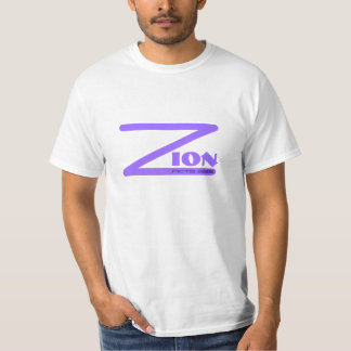 Zion Purple Acts 2:38 T-Shirt