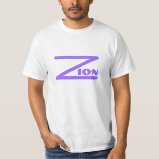 Zion Purple T-Shirt