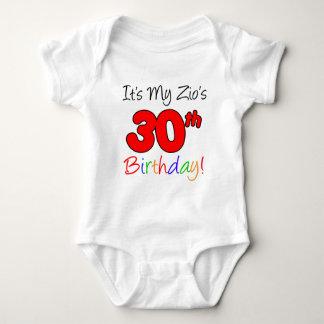 Zio's 30th Birthday Baby Bodysuit