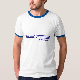 Zip Code Pride - 33733 T-Shirt