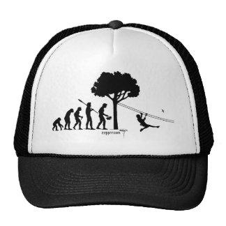 Zip Line Evolution Trucker Hat