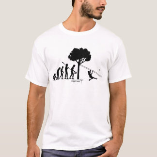 Zip Line Evolution T-Shirt