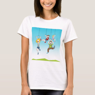 Zip Line Riders T-Shirt