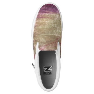 Zip shoes