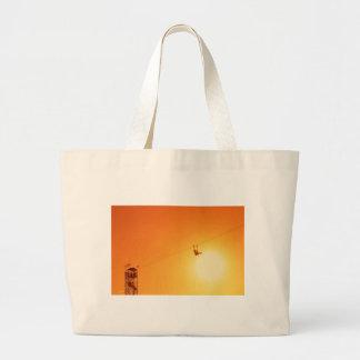 zipline canvas bag