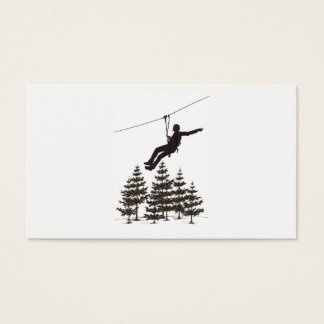 Zipline Business Cards Completely Customizable