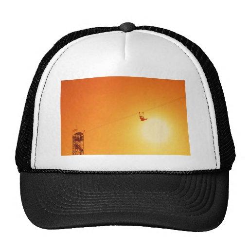 zipline hat