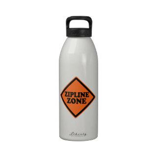 Zipline Zone Drinking Bottles