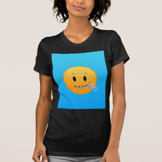 Zipper Emoji T-Shirt