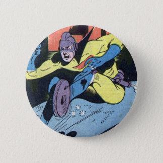 Zippo from Clue Comics 6 Cm Round Badge