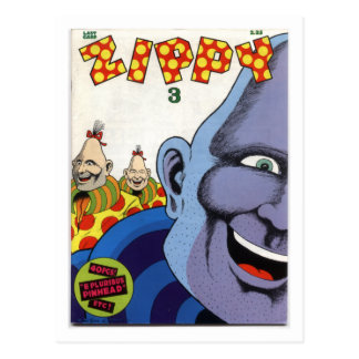 """Zippy 3"", 1980 Postcard"