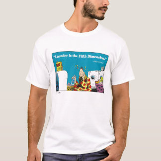 Zippy and the Mystery of Laundry T-Shirt
